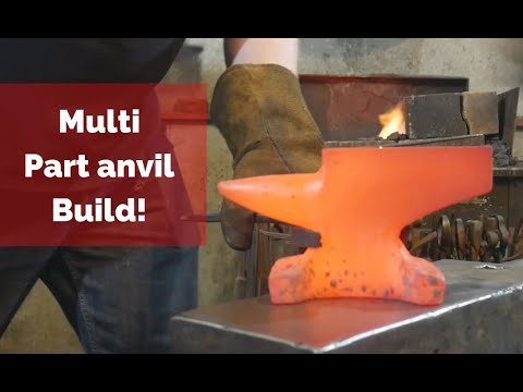 Anvil Build practice run! 8000 sub challenge warm up!