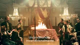 Katy Perry - Unconditionally (Lyrics  Substitulada English - Espanol) Official Video