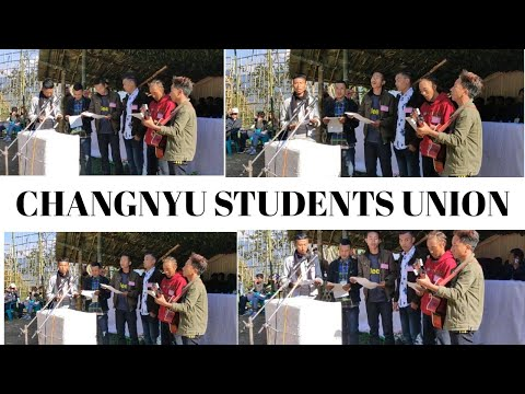 SPECIAL SONG FROM CHANGNYU STUDENTS UNION