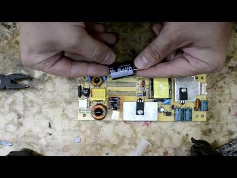 видео: Ремонт телевизора bbk