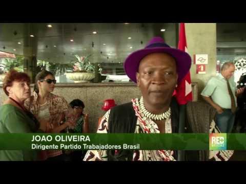 Esposa del ex presidente de, Luiz Inácio Lula da Silva, tiene muerte cerebral