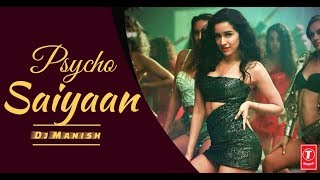 Psycho Saiyaan LYRICS Saaho  Dhvani Bhanushali  Shraddha Kapoor, Prabhas psycho saiyaan song hindi