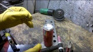 видео Сварка алюминия аргоном