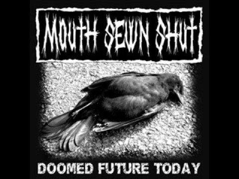 Mouth Sewn Shut - World War III is comming