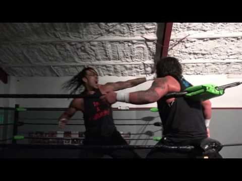 The MFPW Monsters Ball Match