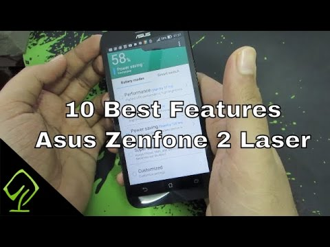 10 Best Features of Asus Zenfone 2 Laser you should definitely know