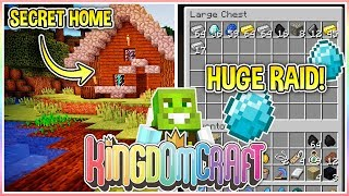 I Stole Everything!!! | KingdomCraft Ep.12
