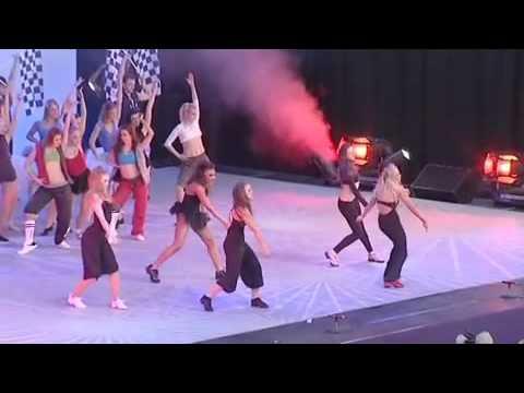 Urdang & Bloch Europe Fashion Show - Move It 2010