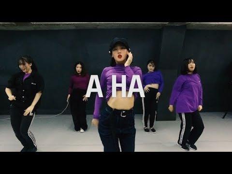 IVY - A Ha | CHANY Girlish Class