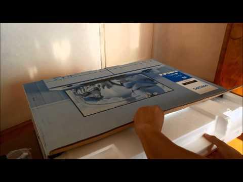 Philips 32PHH4309 LED TV - Unboxing