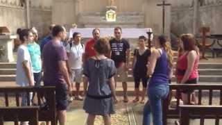 """Animae Voces - """"Sacrum Convivium"""" (Improvvisazione)"""