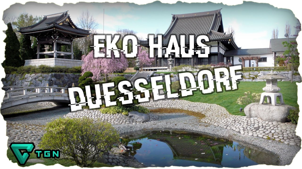 road to japan: besuch im eko haus in düsseldorf (2016) - youtube - Haus Japan