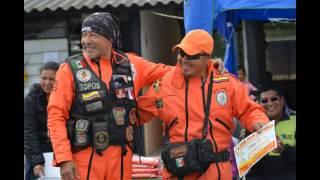 CURSO CON LA BRIGADA INTERNACIONAL DE RESCATE TOPOS AZTECA, Acceso Vertical Work & Rescue Training
