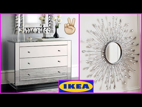 TOP 5 Home Decor Ideas. DIY Mirrored Furniture IKEA Hacks. DIY ROOM DECOR. Easy Crafts Ideas at Home