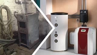 Modernisieren mit Wärmepumpe