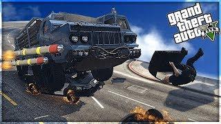 DEN NYE BOMBE LASTBIL TIL $3.311.000! GTA V ONLINE: DANSK!