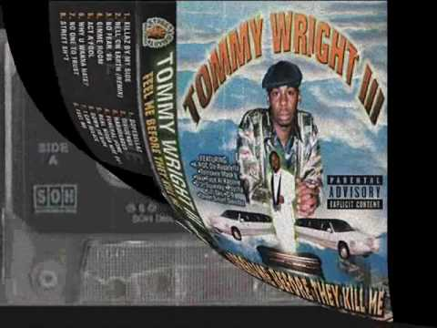 Tommy Wright III - No One To Trust. (1998) Memphis,TN {Tape RIP SKG}