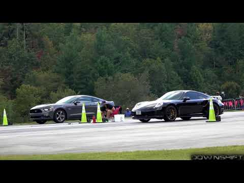 5.0 Mustang vs Porsche 911 Turbo S