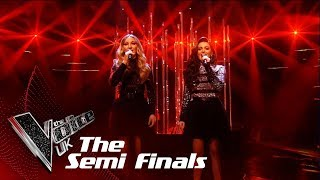 Belle Voci Perform 'Skyfall': The Semifinals | The Voice UK 2018
