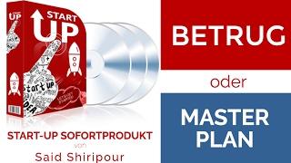 Said Shiripour | Das StartUp Produkt im Test! Betrug & Unseriös oder Gradios?