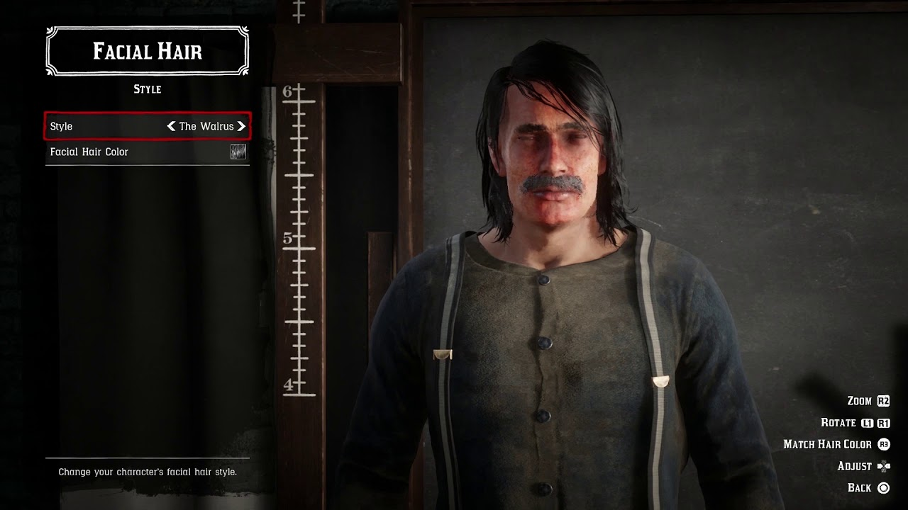 red dead online: how to change appearance, delete character