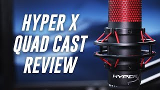 HyperX QuadCast Gaming & Streaming Mic Review / Test
