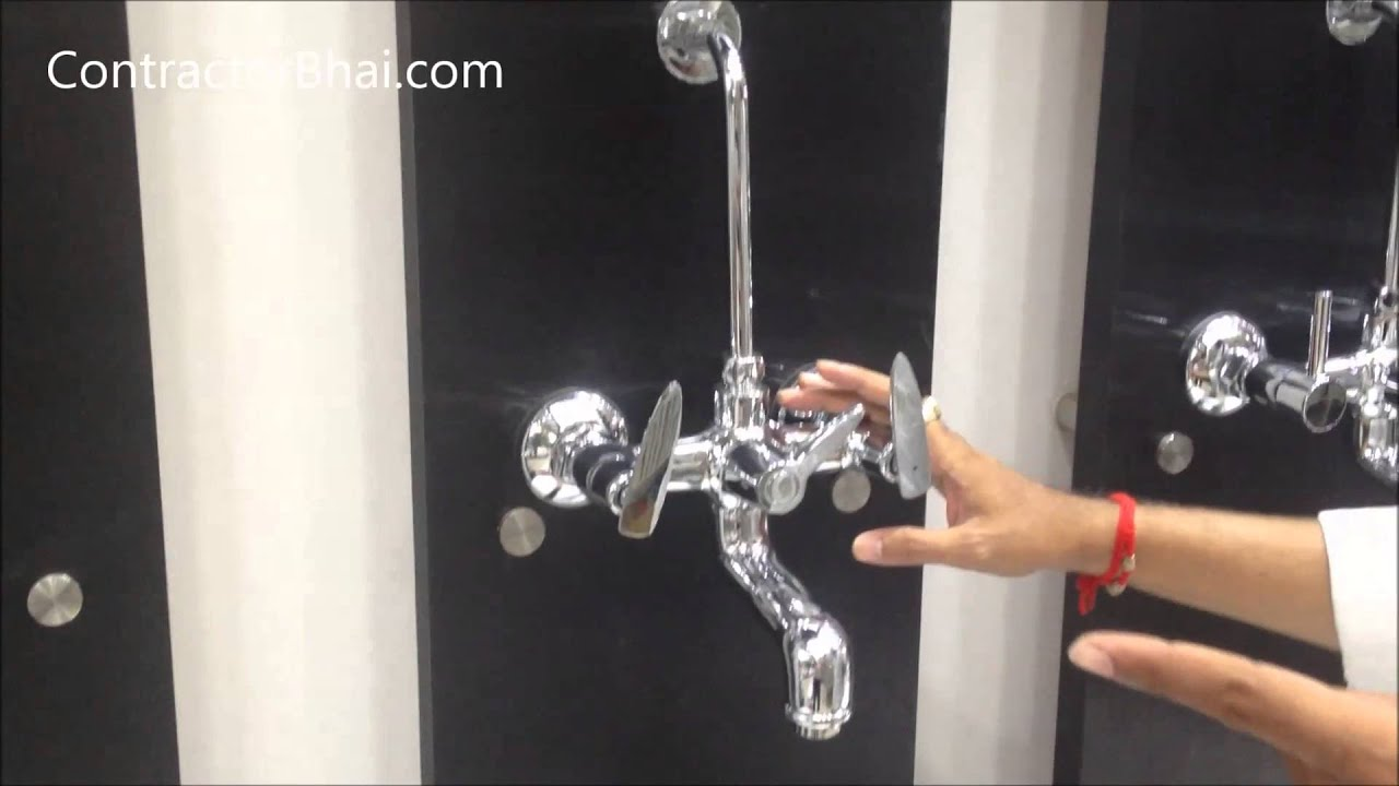 Wall Mixer 2 in 1 by ContractorBhaicom  YouTube
