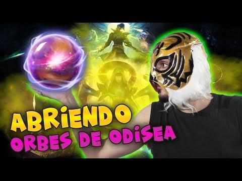 ABRIENDO 60 ORBES DEL EVENTO DE ODISEA - REROLLS INCREIBLES - FeR Plays - LEAGUE OF LEGENDS - S8