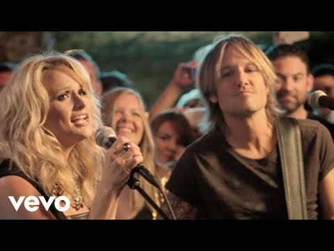 Keith Urban  We Were Us ft Miranda Lambert