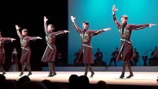 Балет Сухишвили в Киеве  лучшие моменты! Шедевры грузинского танца