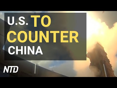 US Build Up In Indo-Pacific, Countering China