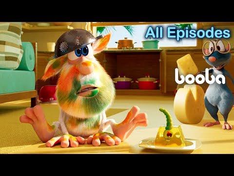 Booba all episodes | Compilation 55 funny cartoons for kids KEDOO ToonsTV