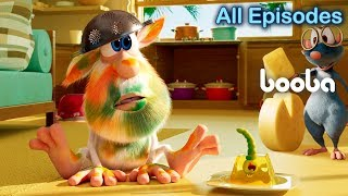 Booba all episodes | Compilation 55 funny cartoons for kids KEDOO ToonsTV