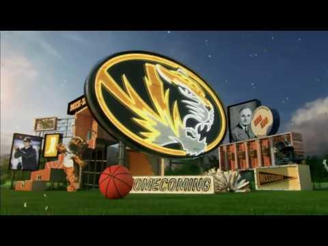 2017 Mizzou Tigers Hype video