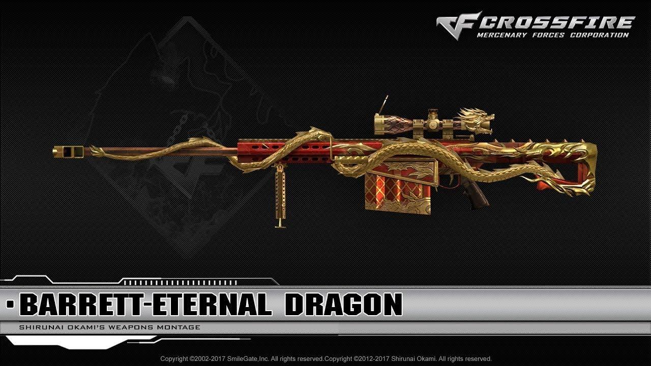 [CFVN] +Clip quay 3z M82A1 -Internal Dragon của B_DOAN.V.ANH Và Cái Kết  [PHAN 2]