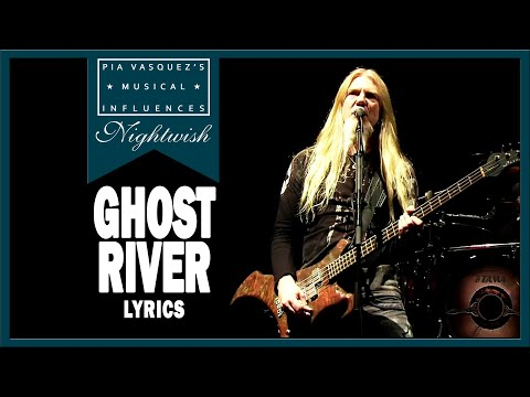 Ghost River - Nightwish. HQ with lyrics. Live @ Waken 2013.