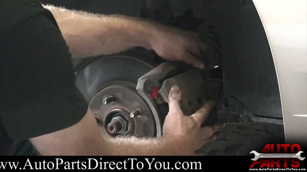 How to Replace The brakes On Clark C500 Y80