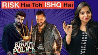 Bhoot Police Movie REVIEW | Deeksha Sharma