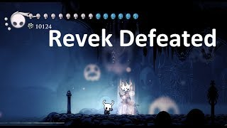 Hollow knight Hidden dreams: Revek