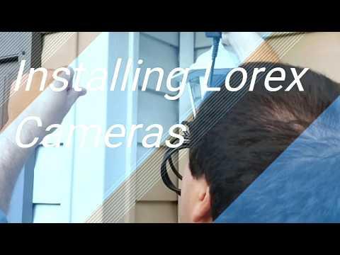 Lorex Install