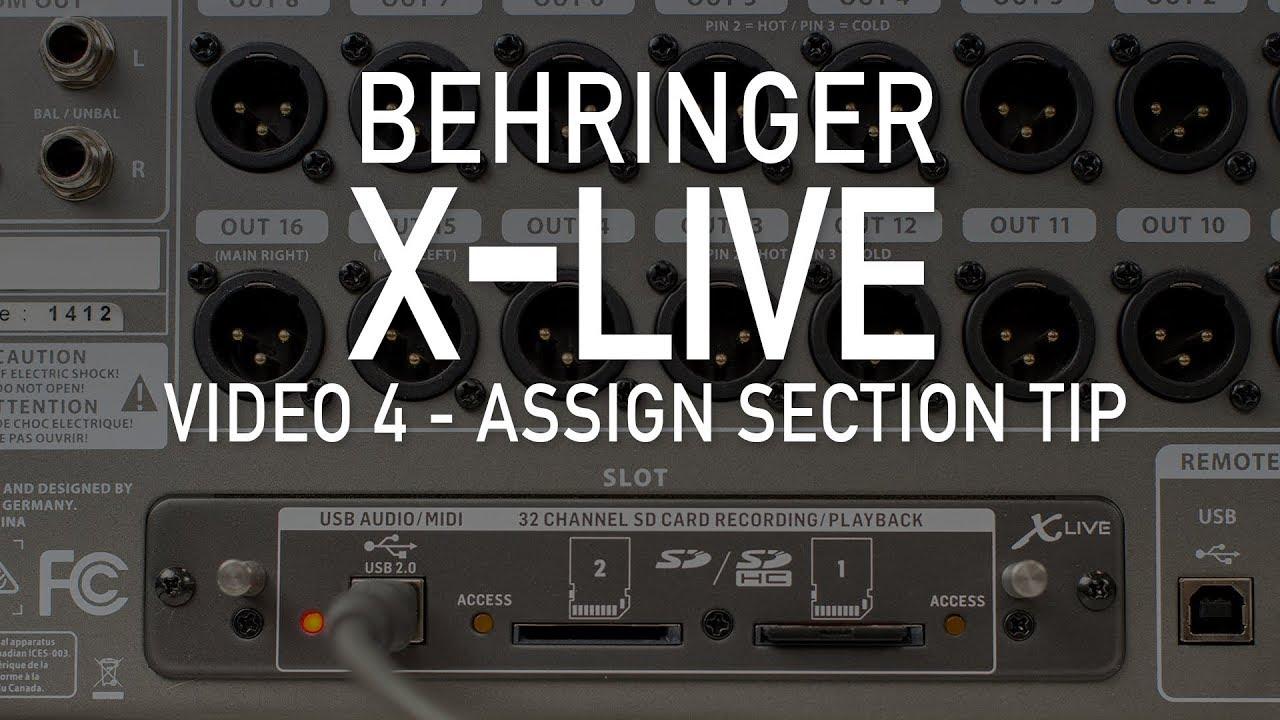 x tip live