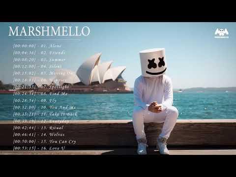 Marshmello Greatest Hits Playlist - Best Songs Of Marshmello