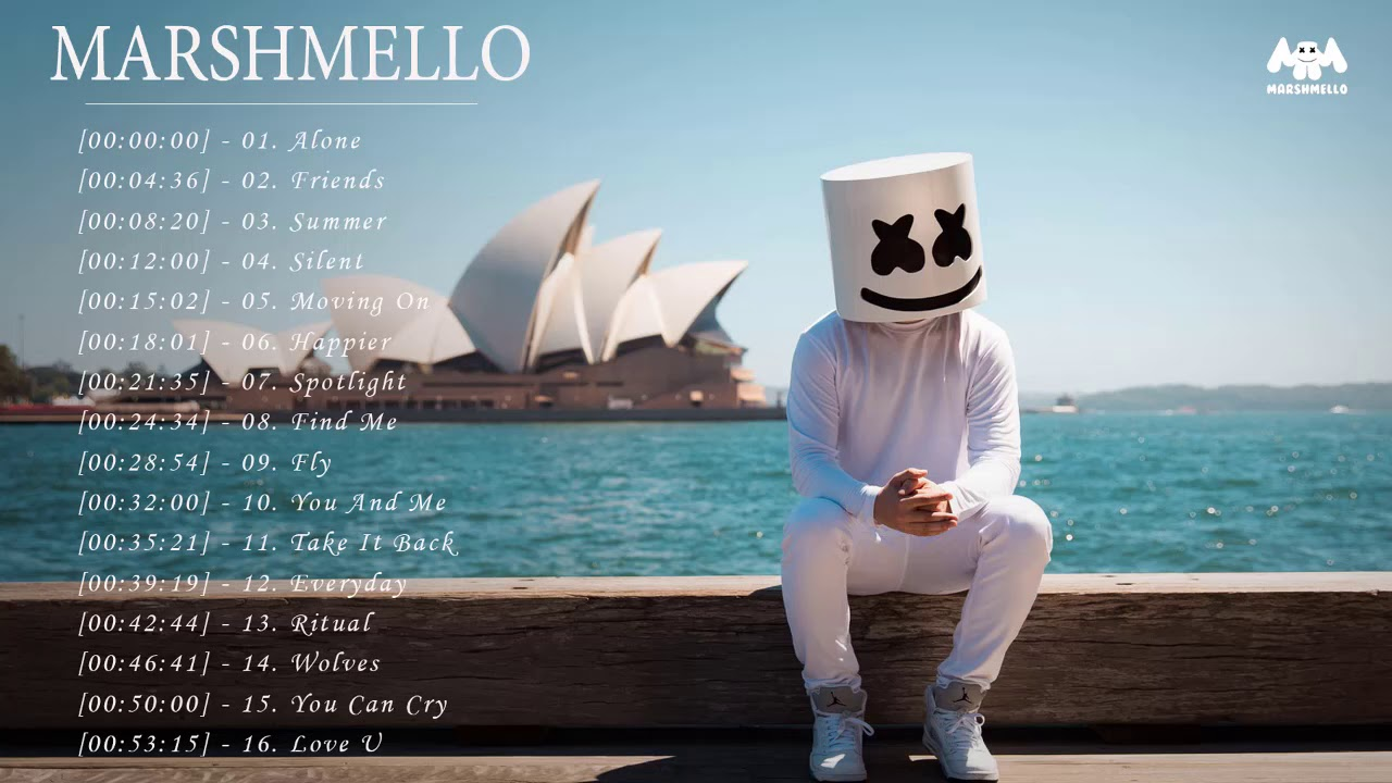 Marshmello Greatest Hits Playlist Best Songs Of