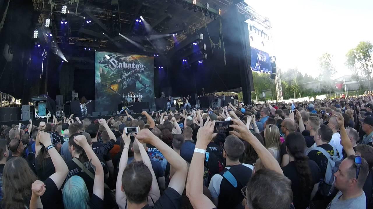 Sabaton Finland