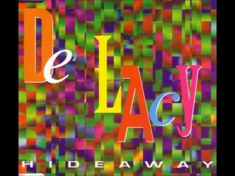 De' Lacy - Hideaway -  Sharams   Journey   To  Mars.     1995.    (HD).