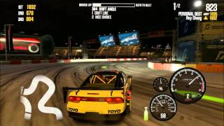 Need for speed shift 2 unleashed - drift.. gameplay