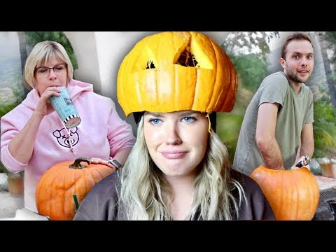 Pumpkin Carving Challenge!