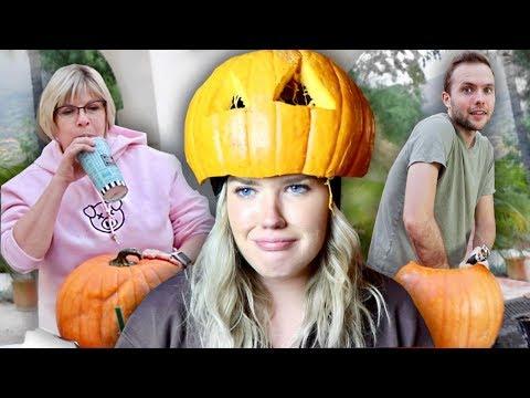 Pumpkin Carving Challenge!
