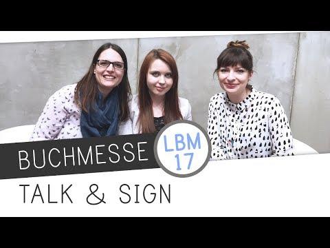 LBM17 // BoD Interview & Signierstunde - Laura Newman, Emily Bold & Sarah Stankewitz