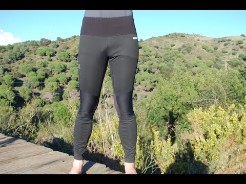 Salomon Windstopper Trail Tight Review